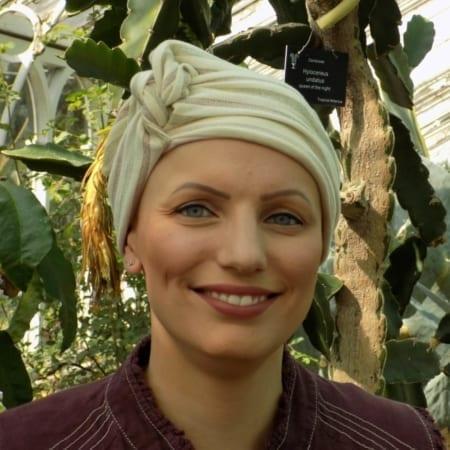 Extreem Hippemuts hoofdbedekking - haarverlies - chemotherapie - alopecia QM13