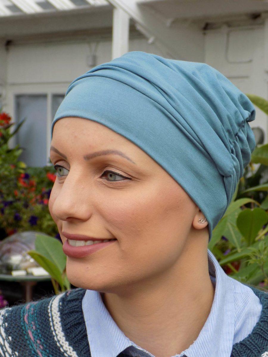 Favoriete Hippemuts hoofdbedekking - haarverlies - chemotherapie - alopecia JP09