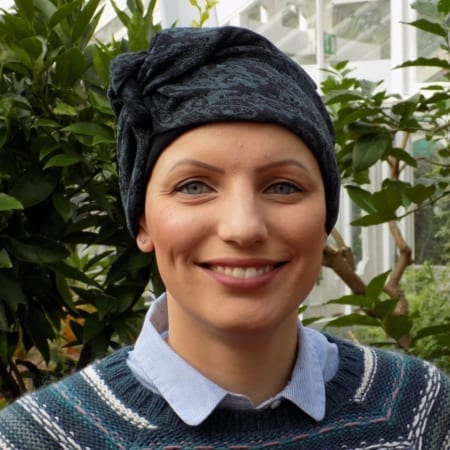 Favoriete Hippemuts hoofdbedekking - haarverlies - chemotherapie - alopecia LV09