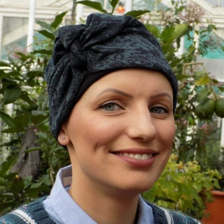 Uitzonderlijk Hippemuts hoofdbedekking - haarverlies - chemotherapie - alopecia XQ54