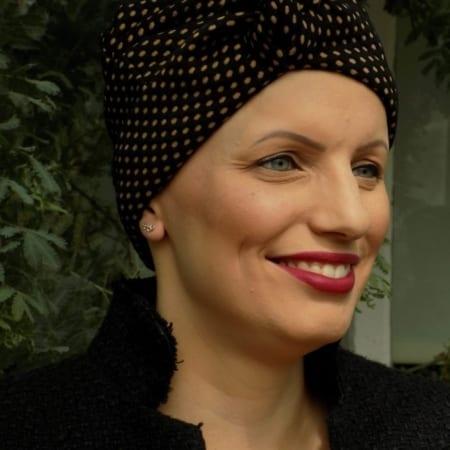 Populair Hippemuts hoofdbedekking - haarverlies - chemotherapie - alopecia TU91